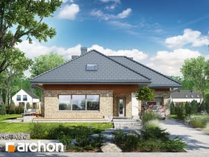 projekt Dom w lilakach 3 (G)
