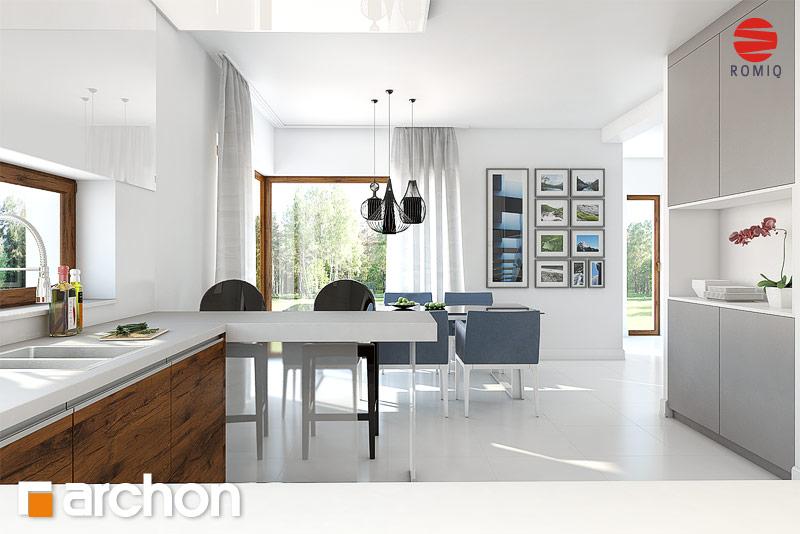 Projekt dom w amarantusach 4  14118