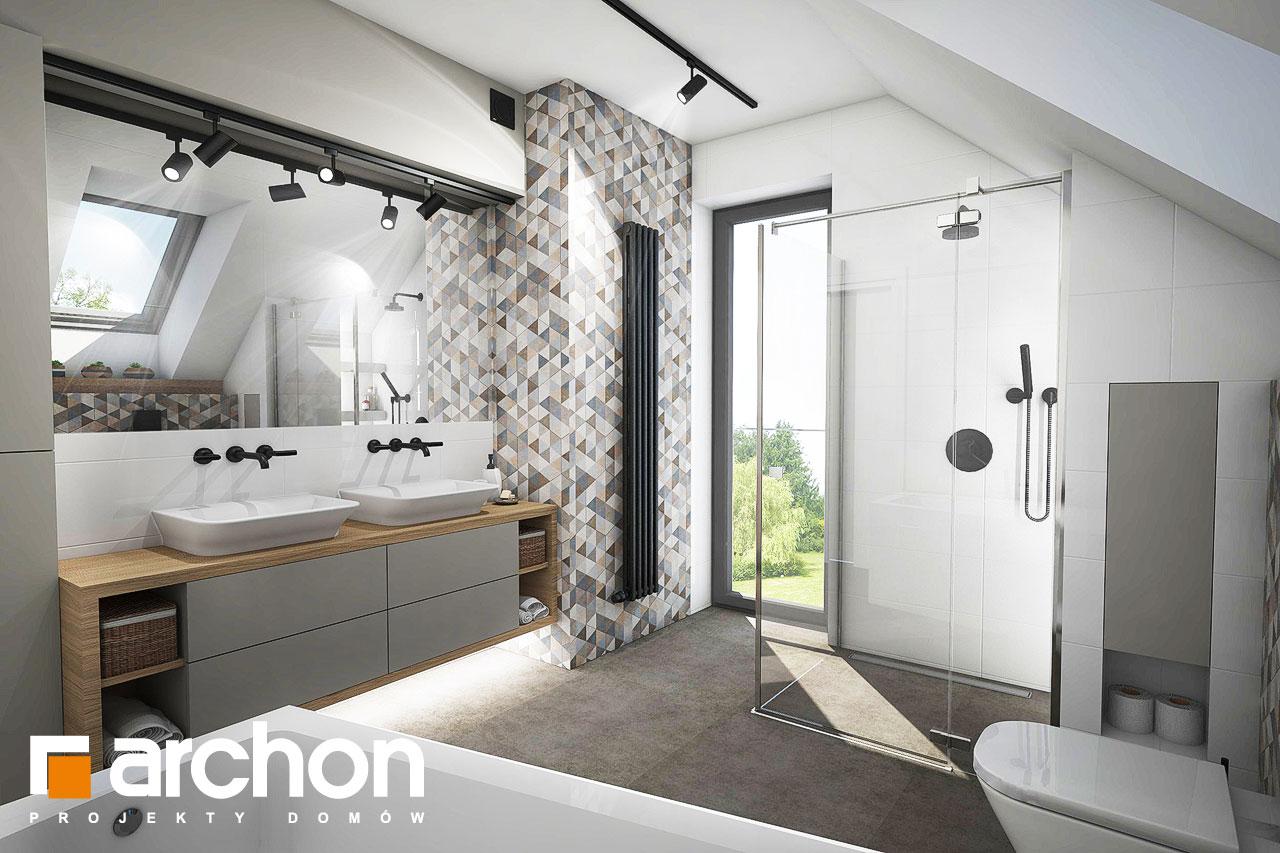 Projekt Domu Dom W Jablonkach 4 Archon