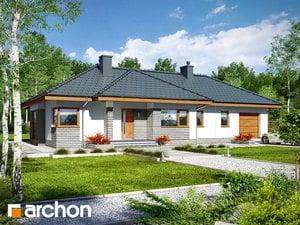 gotowy projekt Dom w gruszach (G)