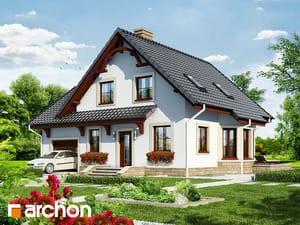 projekt Dom w tamaryszkach (P)