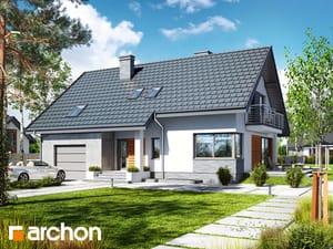 projekt Dom w idaredach 4 (P)