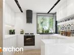 projekt Dom w żurawkach 2 (T) Wizualizacja kuchni 1 widok 3