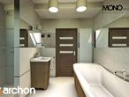 projekt Dom w żurawkach 2 (T) Wizualizacja łazienki (wizualizacja 3 widok 2)
