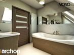 projekt Dom w żurawkach 2 (T) Wizualizacja łazienki (wizualizacja 3 widok 3)