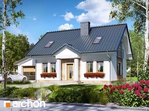 gotowy projekt Dom pod wierzbą (G)