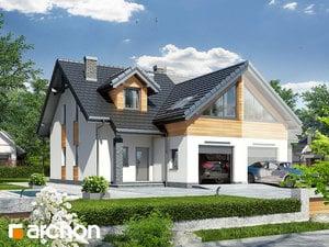 projekt Dom w klematisach 11 (B)