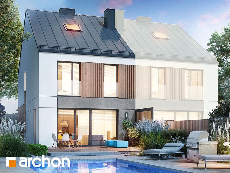 gotowy projekt Dom w riveach 9 (GB) widok 1