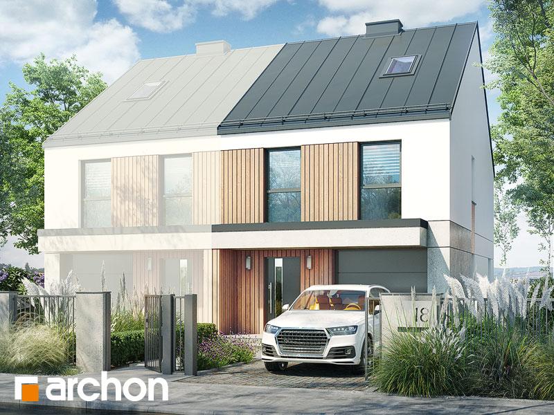 gotowy projekt Dom w riveach 9 (GB) widok 2
