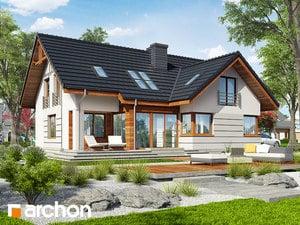 projekt Dom w chmielu