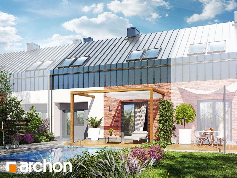 gotowy projekt Dom w gunnerach (S) widok 1