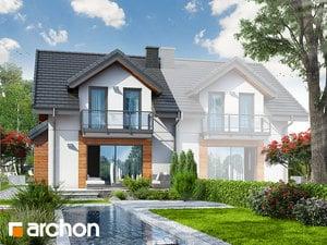 projekt Dom w klementynkach (B)