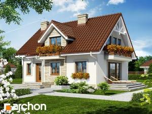 projekt Dom w lukrecji 2