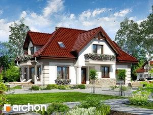 Projekt domu dom w alpiniach 2 archon for Romania case prefabbricate