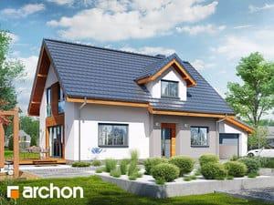 projekt Dom w zielistkach 7 (G)