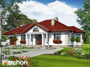 projekt Dom pod jarząbem 6 (G)