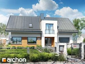 Projekty Domów Z Dachem Dwuspadowym Archon