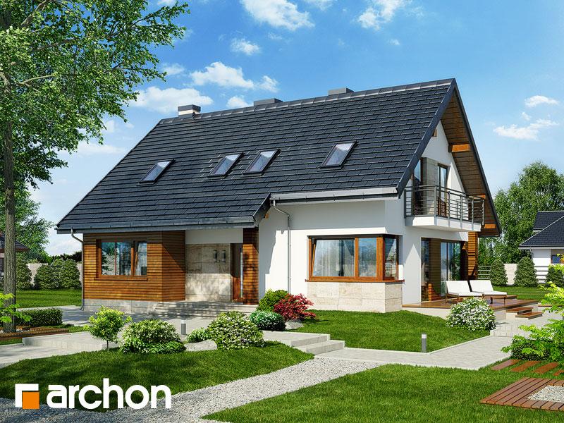 Projekt Domu Dom W Idaredach 3 Archon