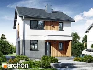 Projekt dom w modrakach 9175b80f224773e4399ff8e014165293  252
