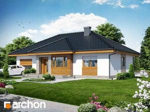 projekt Dom w akebiach 3