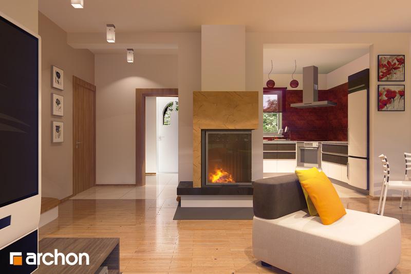 Projekt domu Dom w rododendronach 19 Koszty budowy  ARCHON+ -> Kuchnia Elektryczna Koszty Eksploatacji