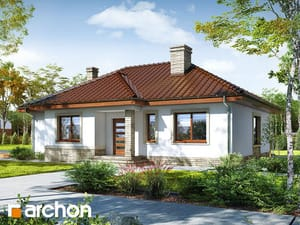 projekt Dom we wrzosach 2 (M)
