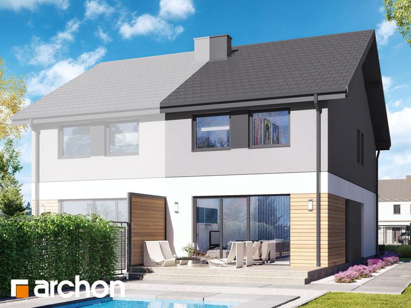 gotowy projekt Dom w ribesach (GB) widok 2