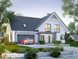gotowy projekt Dom w orliczkach (G2)
