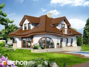 projekt Dom w zefirantach (P)