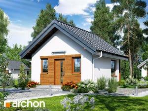 Projekt domek letniskowy w krokusach 2 1579011467  252