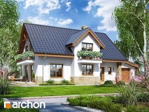 projekt Dom w groszku 5
