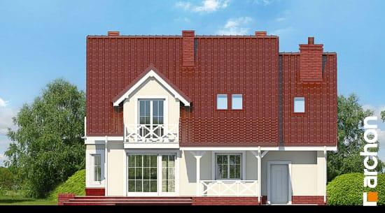 Elewacja ogrodowa projekt dom w tamaryszkach 4 ver 2  267