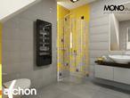 projekt Dom w tamaryszkach 4 Wizualizacja łazienki (wizualizacja 1 widok 3)