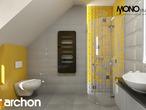 projekt Dom w tamaryszkach 4 Wizualizacja łazienki (wizualizacja 1 widok 4)