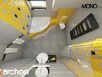 projekt Dom w tamaryszkach 4 Wizualizacja łazienki (wizualizacja 1 widok 5)