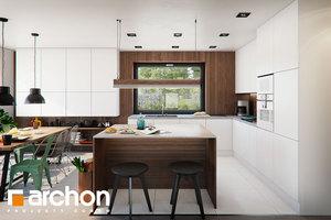 Projekt dom w aroniach 2 g2  33155 mid