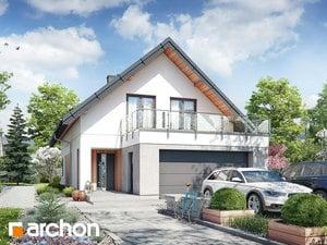 gotowy projekt Dom w aroniach 2 (G2)