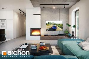 Projekt dom w aroniach 2 g2  33148 mid