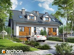 projekt Dom w cyklamenach 4 (P)