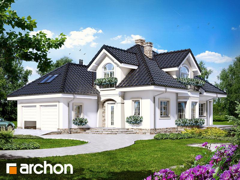 Projekt Domu Dom W Kokosach Archon