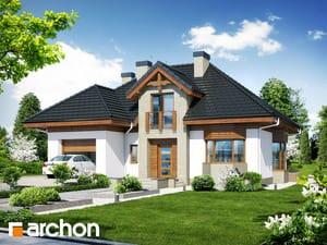 projekt Dom w kalateach 5