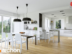 projekt Dom w czarnuszce (G2) Aranżacja kuchni 1 widok 1