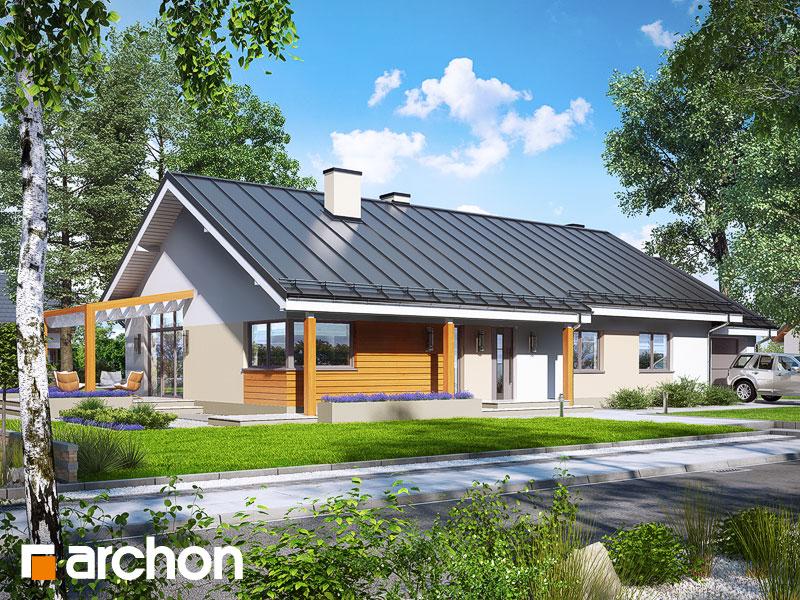 gotowy projekt Dom w mekintoszach 3 widok 1