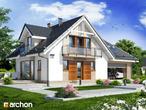 projekt Dom w rododendronach 2 (G2) Stylizacja 3