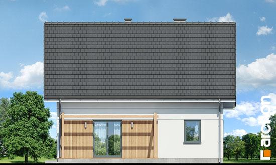 Elewacja ogrodowa projekt dom w zielistkach ver 2  267