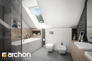 Projekt dom w rododendronach 23  32449 mid
