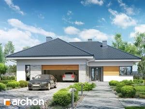 gotowy projekt Dom w turkusach (G2)