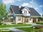 projekt Dom w rododendronach 14 Stylizacja 3