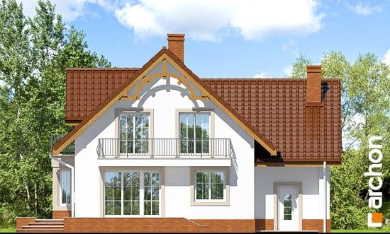 Elewacja ogrodowa projekt dom w tamaryszkach 2 ver 2  267