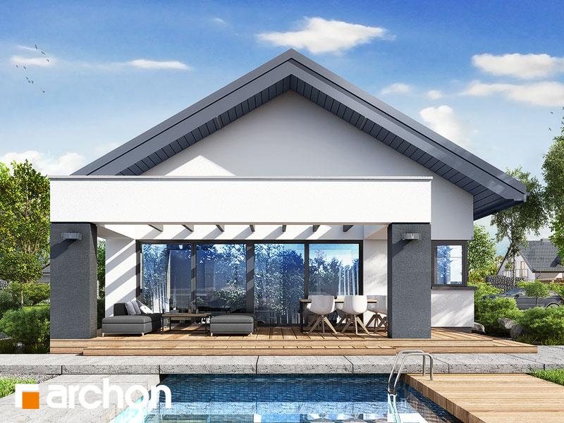 gotowy projekt Dom w peperomiach 5 (G2) widok 1